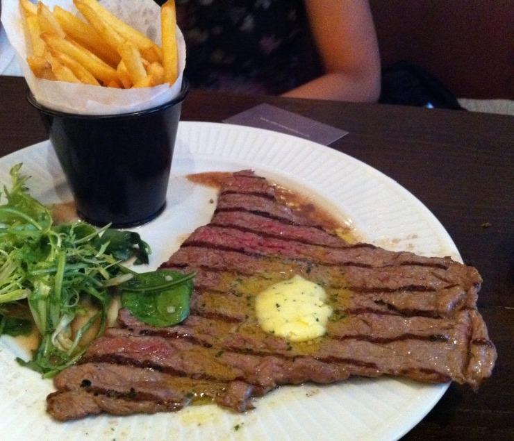 Cote steak