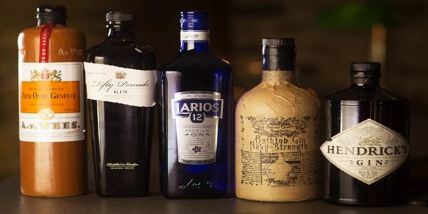 214 bermondsey gin