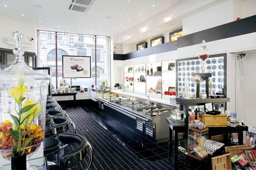 Caviar House and Prunier Piccadilly