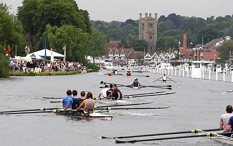 Rowing - Henley Royal Regatta