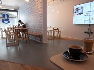 Guardian cafe